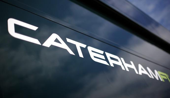 Caterham teve bens apreendidos pela Justiça britânica nesta quarta-feira (Foto: Getty Images)