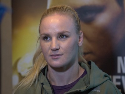 Valentina Shevchenko, UFC 213 (Foto: Evelyn Rodrigues)