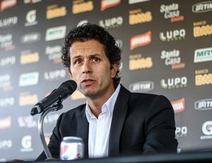 Rodrigo Lasmar, médico do Atlético-MG (Foto: Bruno Cantini / Flickr do Atlético-MG)