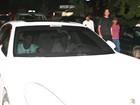 Giovanna Lancellotti e mais famosos vão à festa de Neymar