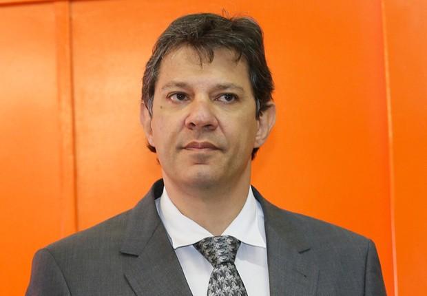 O ex-prefeito de São Paulo, Fernando Haddad (Foto: SECOM)