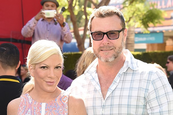 Tori Spelling e Dean McDermott (Foto: Getty Images)