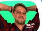 'BBB 16': Daniel usa xadrez na abertura e fãs apostam em coincidência