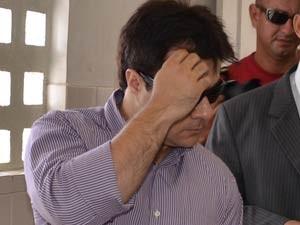 Acusado de matar defensora é indiciado por outro crime de trânsito na Paraíba (Foto: Walter Paparazzo/G1)