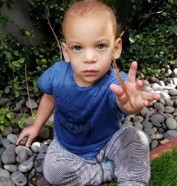 York, filho de Tyra Banks (Foto: Reprodução/Instagram)