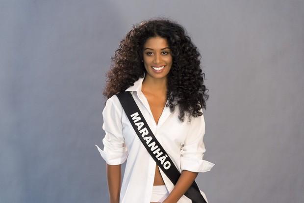 Miss Maranhão BE Emotion 2016 – Deise D'anne (Foto: Lucas Ismael / Divulgação Miss BE Emotion 2016)