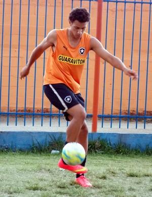Renan Gorne Botafogo (Foto: Divulgação / Botafogo)