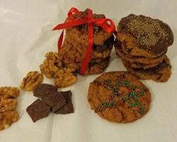 Cookies (Foto: Tatiana Lopes/G1)
