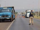 Quase 700 pessoas foram multadas durante Operação (Polícia Rodoviária Federal/Divulgação)