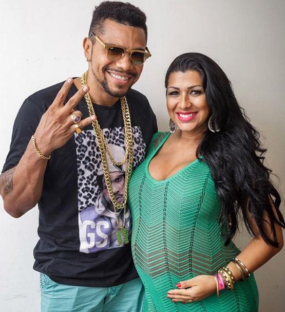 Naldo e Mulher Moranguinho (Foto: Instagram/Reprodução)
