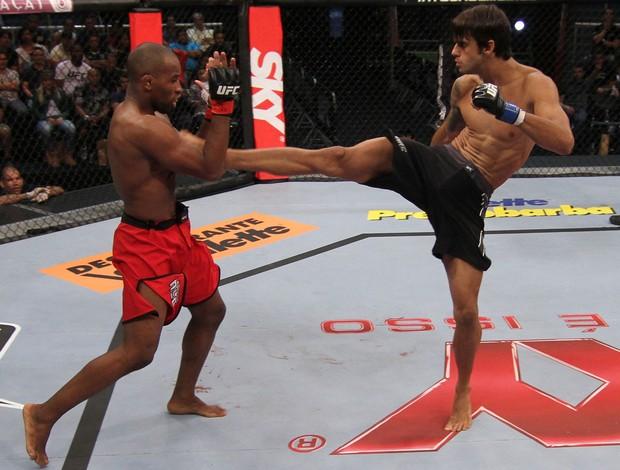 TUF - David Vieira x Leandro Buscapé (Foto: Divulgação/ UFC)