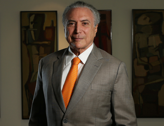 Michel Temer  (Foto: Adriano Machado / Reuters)