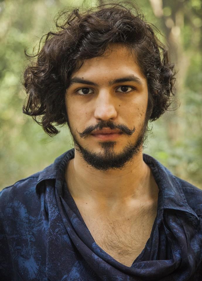 Gabriel Leone é Miguel, em 'Velho Chico' (Foto: Caiuá Franco/ Globo)