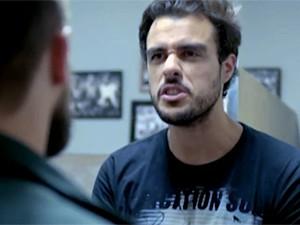 Enrico enfrenta Vicente (Foto: TV Globo)