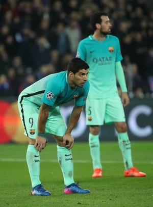 Luis Suarez Barcelon (Foto: Reuters)