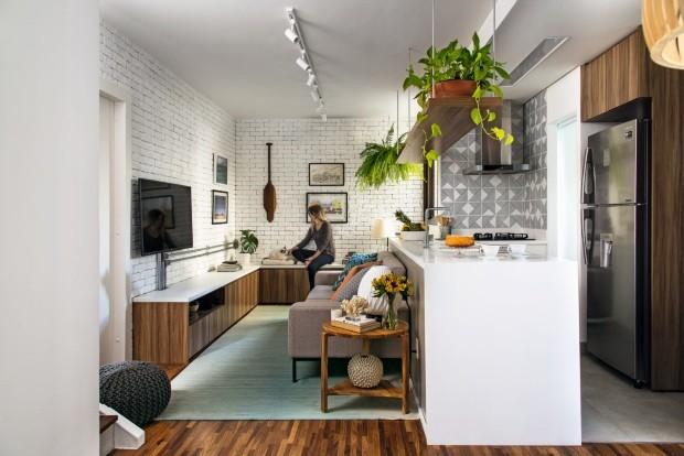 Decoracao De Apartamento Pequeno Traz Solucoes Inteligentes De