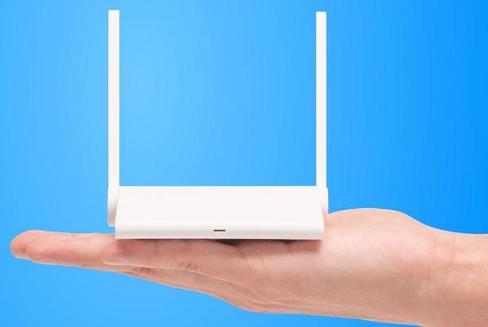 Roteador portátil da Xiaomi pode funcionar ligado a Power Bank (Foto: Divulgação/Xiaomi)