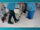 Recém-nascidos são transferidos após UTI neonatal de hospital alagar