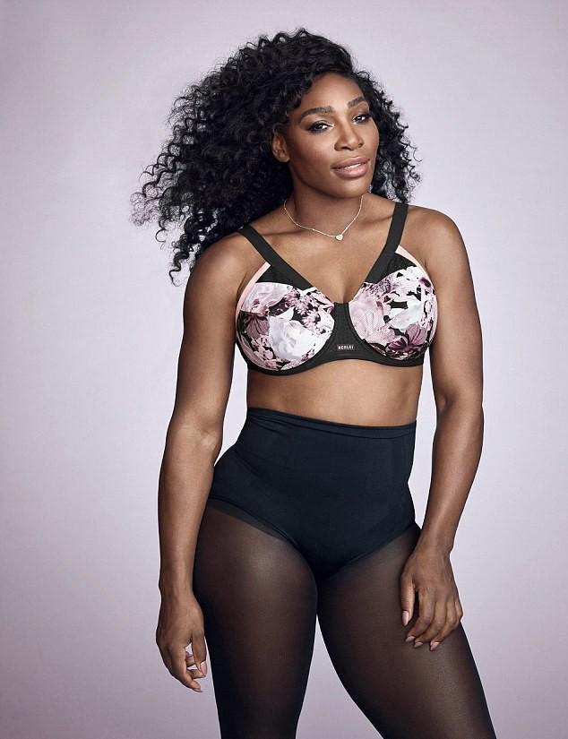 Serena Williams (Foto: Reprodução)