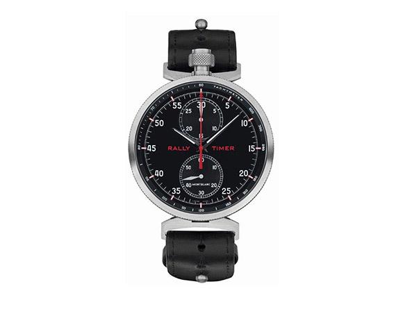 Mont Blanc Rally Timer é o novo relógio que queremos (Foto: Divulgação)