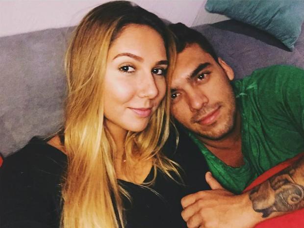 Carol Portaluppi e Pedro Ortega (Foto: Reprodução / Instagram)
