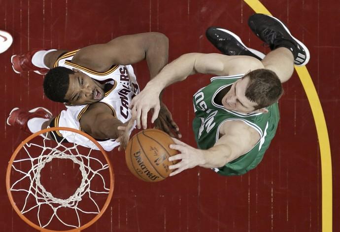 Cleveland Cavaliers x Boston Celtics, NBA, basquete (Foto: AP)