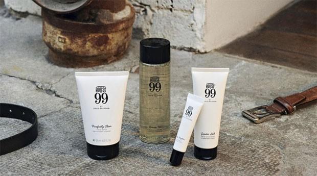 Serão 21 produtos, incluindo cuidados para barba, cabelos e tatuagens (Foto: Divulgação/ 99 House)