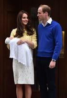 Look de Kate Middleton ao sair da maternidade é de estilista inglesa