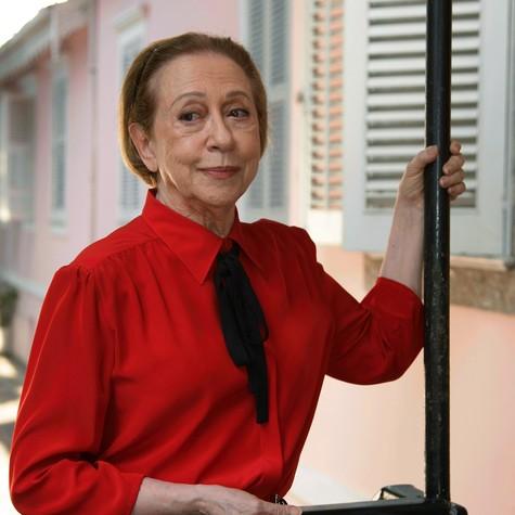 Fernanda Montenegro (Foto: Fábio Guimarães/Extra)