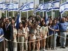 Israel se despede do ex-presidente Shimon Peres