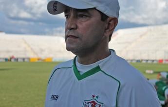 Sérgio China renova contrato com o Salgueiro até dezembro de 2017