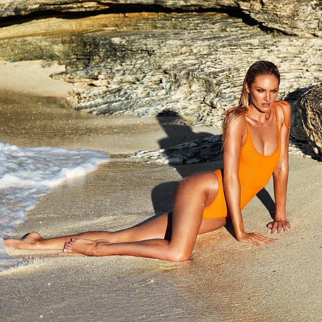 Tropic of C: Candice Swanepoel lança sua própria marca de beachwear (Foto: Divulgação)