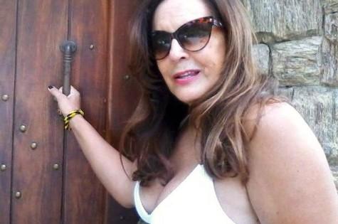Suzana Gonçalves (Foto: Arquivo pessoal)