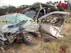 Colisão entre veículos deixa um morto na região sudoeste da Bahia