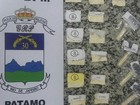 PM detém 4 e apreende 2 menores durante operações em Teresópolis, RJ