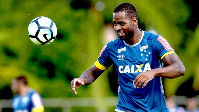 Dedé Cruzeiro (Foto: Washington Alves/Light Press)