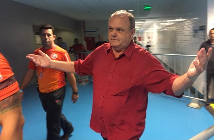 piffero inter gre-nal arena (Foto: Diego Guichard/GloboEsporte.com)