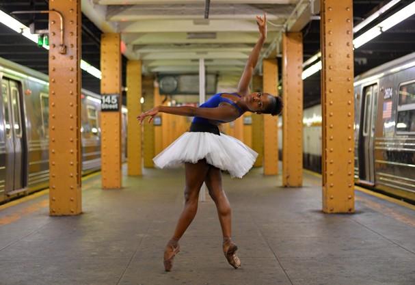Ballet (Foto: @underground_nyc)