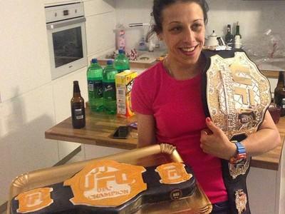 Joanna Jedrzejczyk UFC MMA (Foto: Reprodução/Twitter)