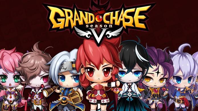 Grand Chase prepara-se para encerrar suas atividades em abril (Foto: Reprodução)