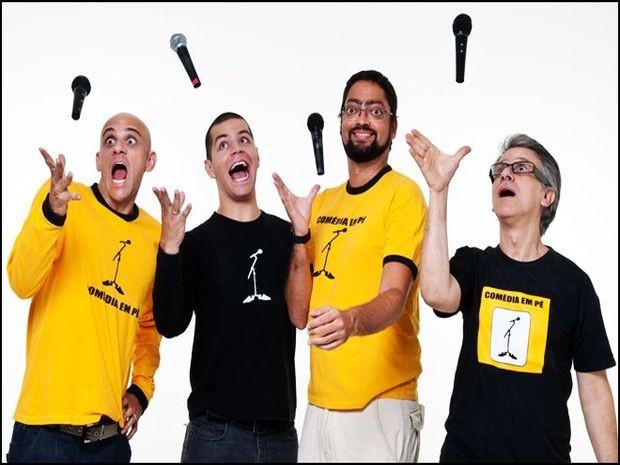 Comédia em Pé será apresentada em Aracaju (Foto: Divulgação)