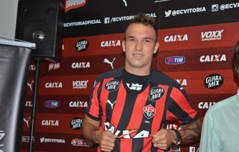 """Farias prevê jogo difícil contra o Bode, mas garante: """"Jogar para ganhar"""""""