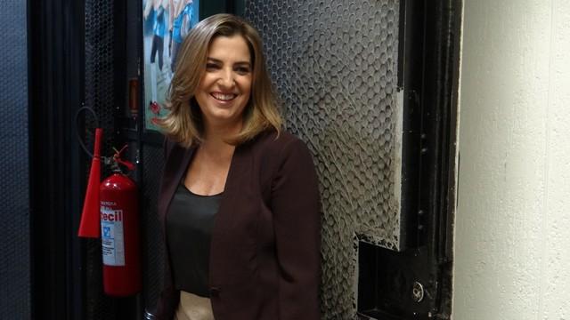 Apresentadora Melissa Paiva (Foto: Eder Pin)