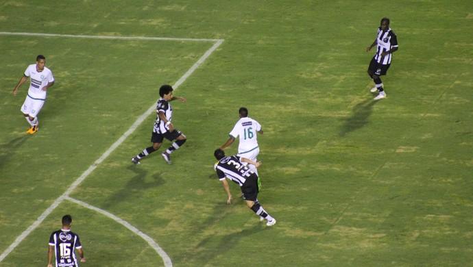 Gama x ABC, Copa do Brasil, Bezerrão (Foto: Lucas Magalhães)