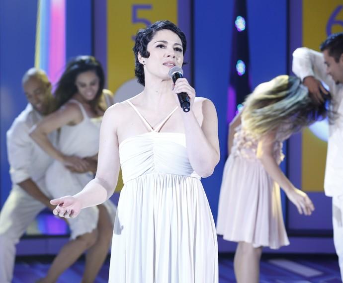Lilian Menezes já interpretou Elis Regina no teatro (Foto: Ellen Soares/ Gshow)