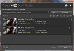 Majorshare Direct YouTube Downloader