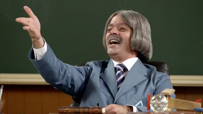 A 'Escolinha do Professor Raimundo' está de volta. (Foto: TV Globo)