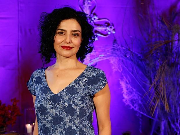 Letícia Sabatella vai interpretar Arlinda (Foto: Ellen Soares / Gshow)
