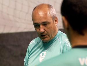 Marcos Pacheco, técnico do Campinas (Foto: Reprodução EPTV)