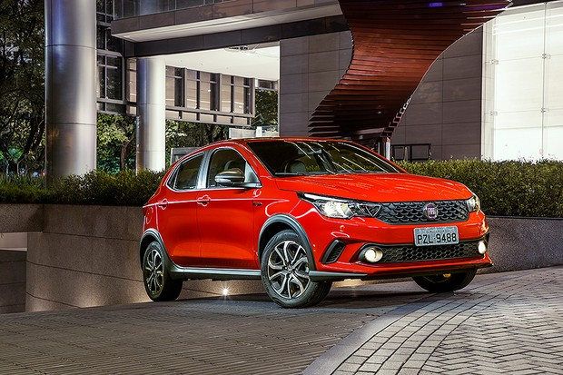 Fiat argo todas as vers es itens e pre os do novo hatch for Fiat argo immagini